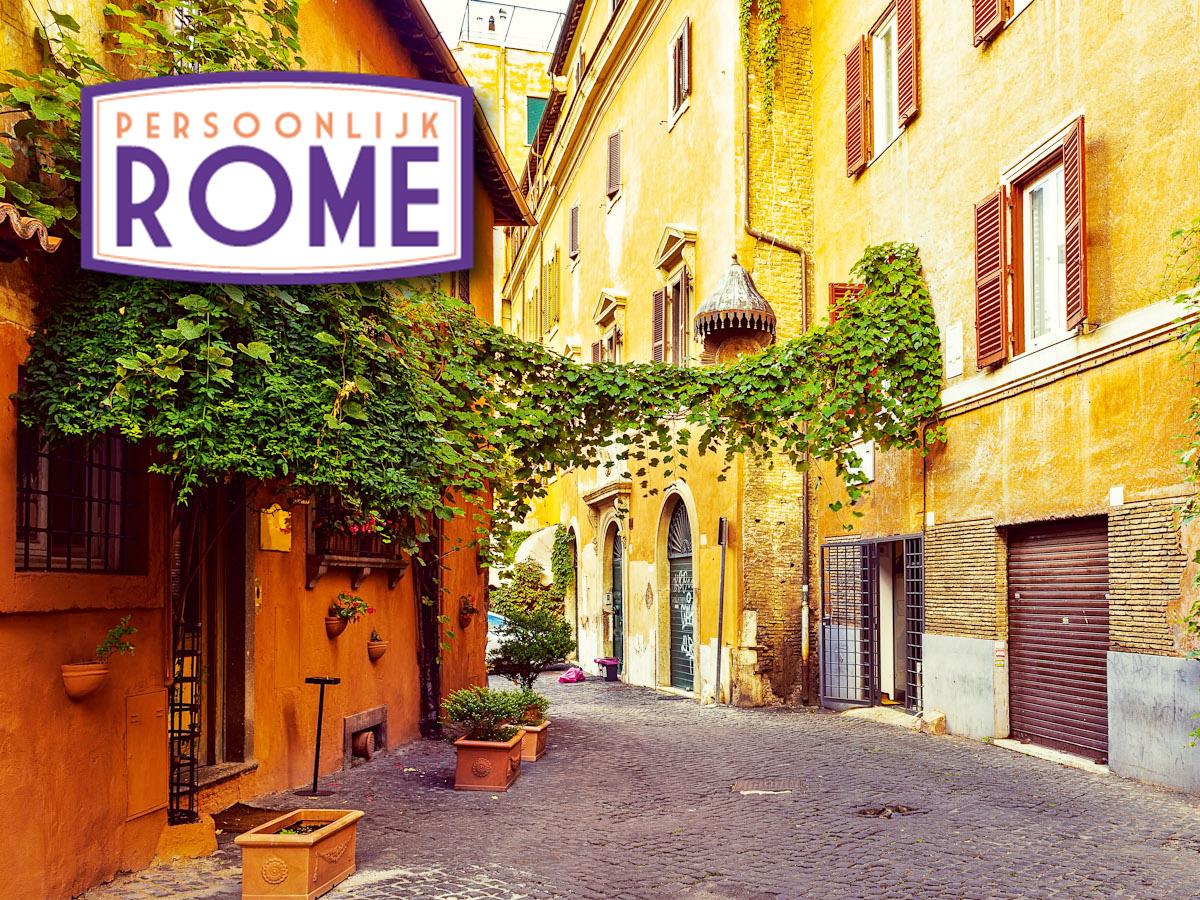 Logo Persoonlijk Rome