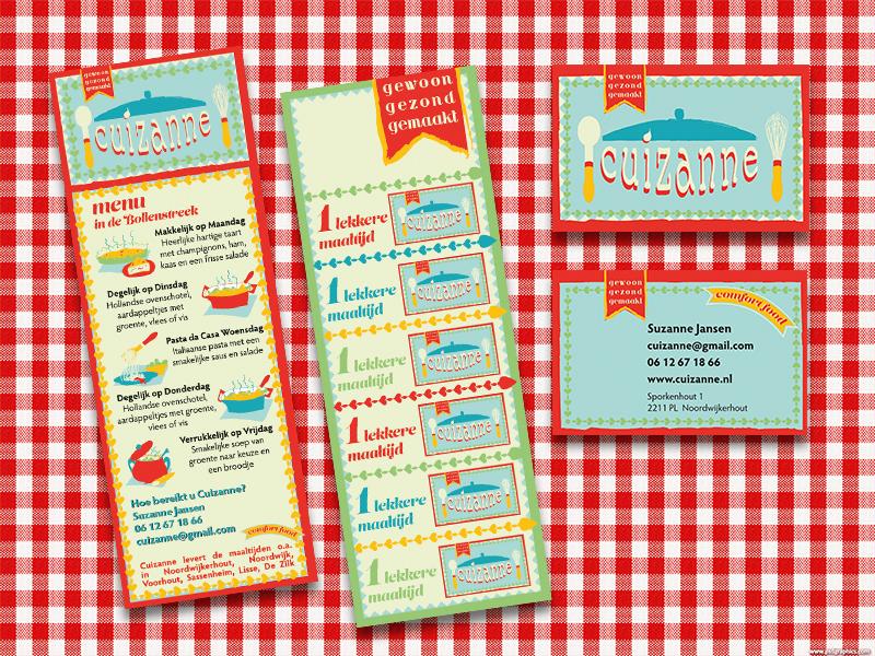 Visitkaarten en strippenkaarten