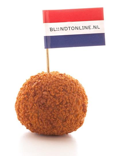 Blondt-bitterbal