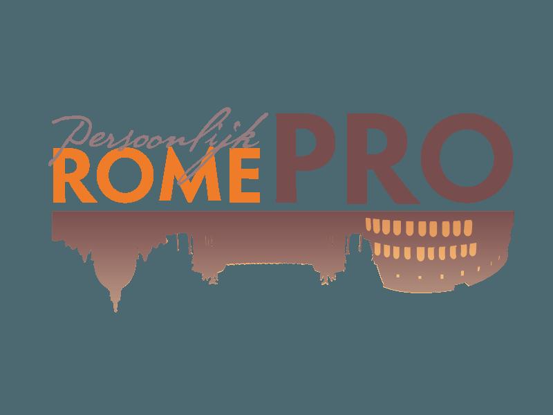 Logo Persoonlijk Rome Pro