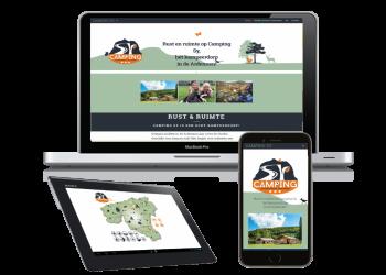 webdesign camping Sy