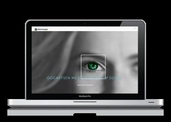 Website Oogheelkunde op Zuid